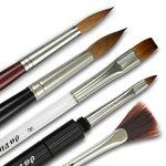 da Vinci Kosmetik- & Nail-Art-Pinsel