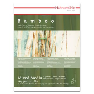 Hahnemühle Bamboo Mixed Media