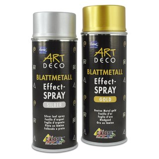 HOME DESIGN Art Deco Blattmetall Effect-Spray