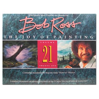 Bob Ross - Joy of Painting - Nr. 21