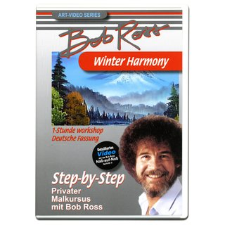 Bob Ross - Workshop DVD - Winter Harmony
